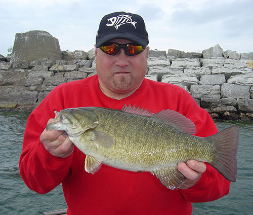 how to not catch small mouth bass